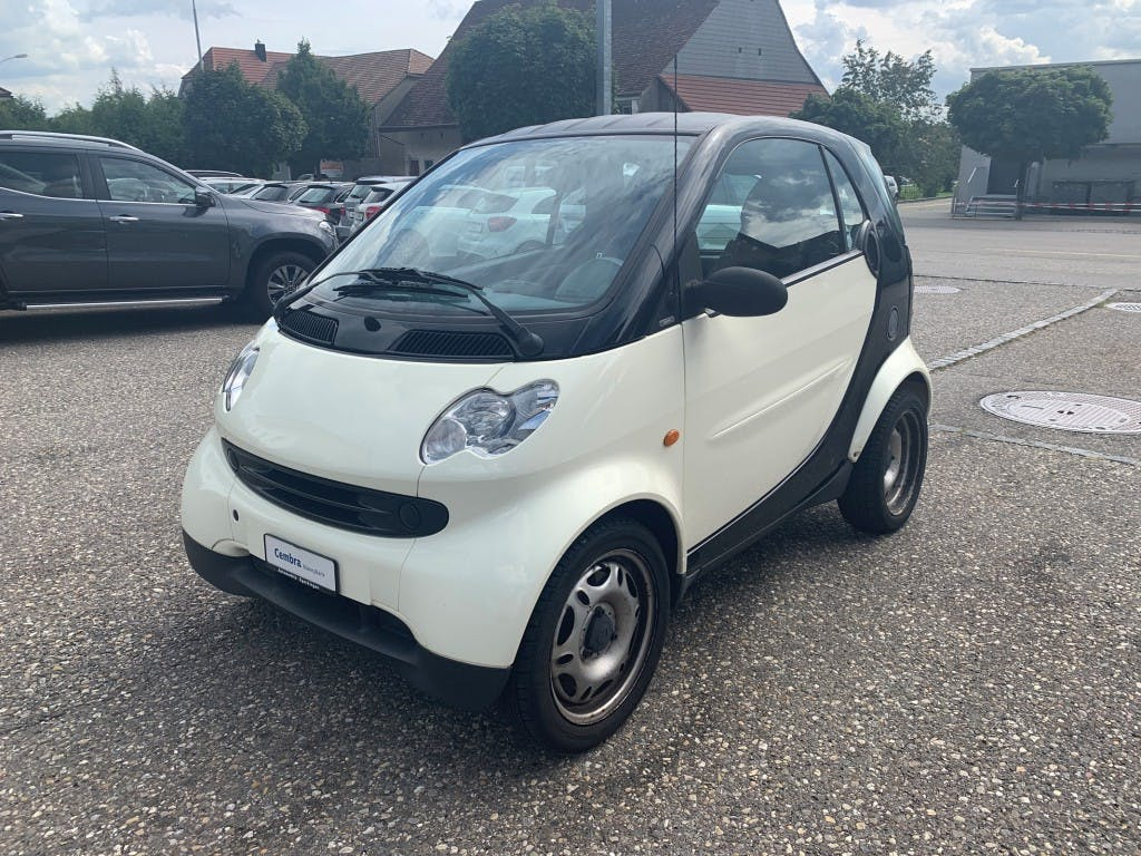 saloon Smart City/Fortwo fortwo pure