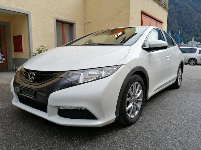 saloon Honda Civic 1.8i Comfort Automatic