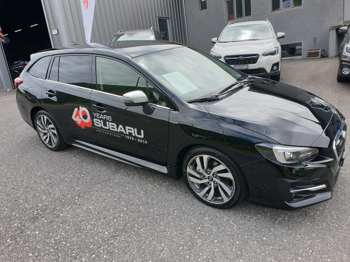 estate Subaru Levorg 2.0i Swiss Plus
