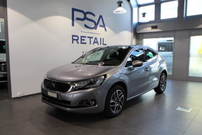 saloon DS Automobiles DS4 1.6 BlueHDi SO Chic