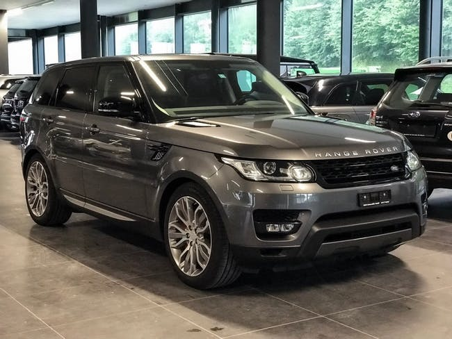 suv Land Rover Range Rover Sport 3.0 SDV6 HSE Automatic
