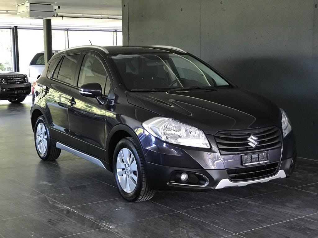 suv Suzuki SX4 S-Cross 1.6 16V PizSulai 4WD CVT7