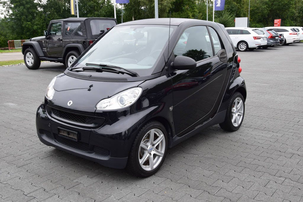 saloon Smart Fortwo Coupé 1000 61 Pure mhd