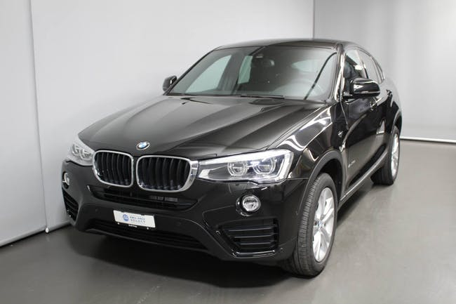 saloon BMW X4 20i xDrive