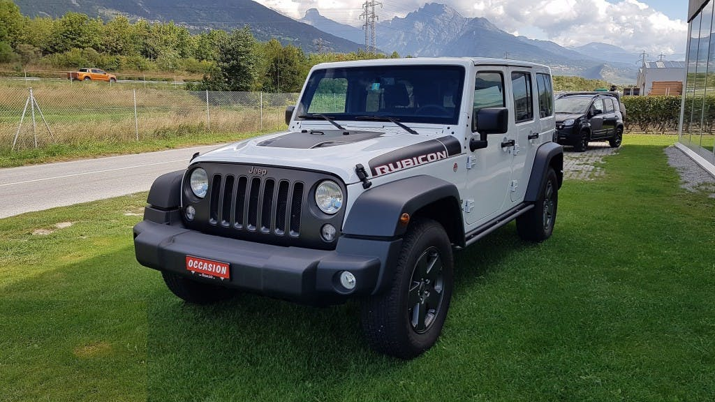 suv Jeep Wrangler 3.6 Unlimited Rubicon Recon Automatic hardtop