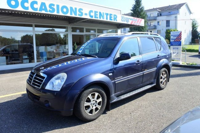 suv SsangYong Rexton RX 270 XVT Genesis