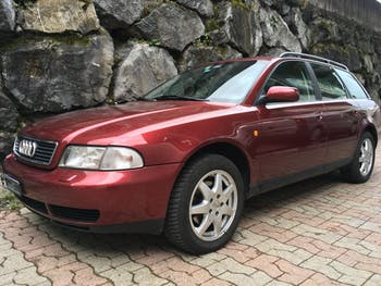 estate Audi A4 Avant 2.4 quattro Advance