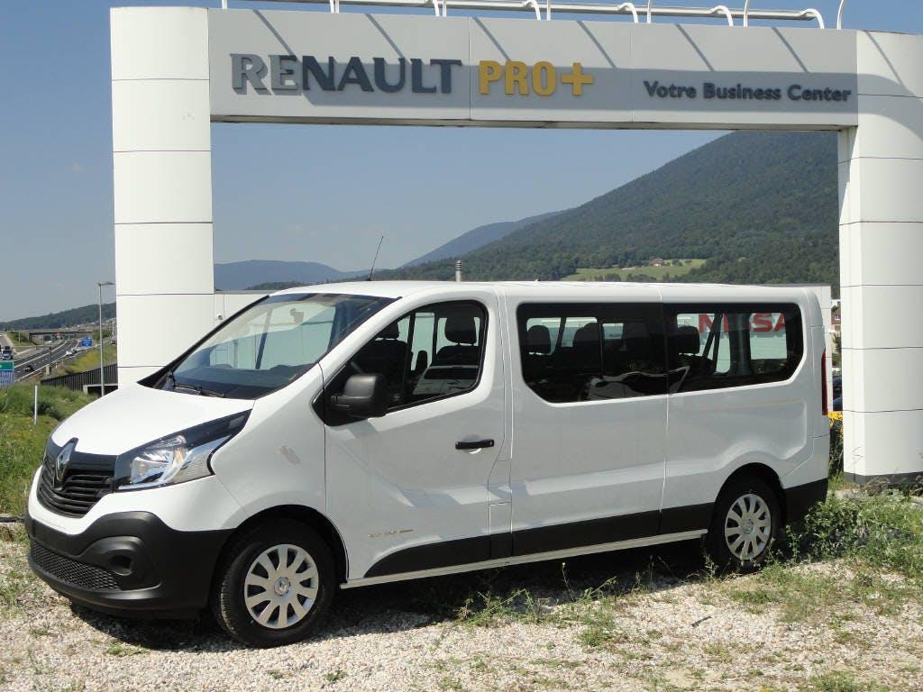 bus Renault Trafic Grand Passenger dCi125 Expr.