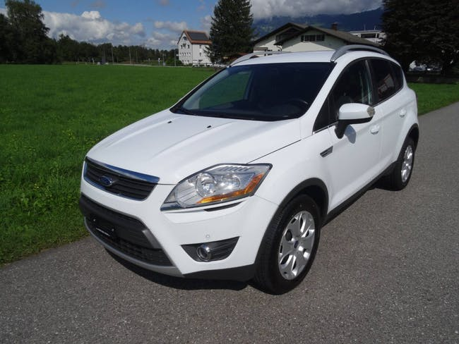 suv Ford Kuga 2.0 TDCi 140 Carving 2WD