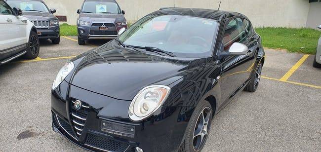 saloon Alfa Romeo Mito 1.4 MultiAir Distinctive
