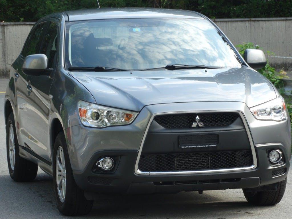 suv Mitsubishi ASX 1.8 DID Jubilé35 4WD