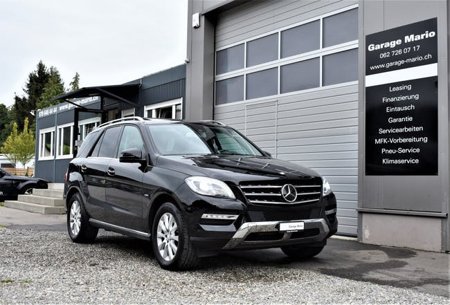suv Mercedes-Benz M-Klasse ML 350 VOLLAUSSTATTUNG 4Matic 7G-Tronic