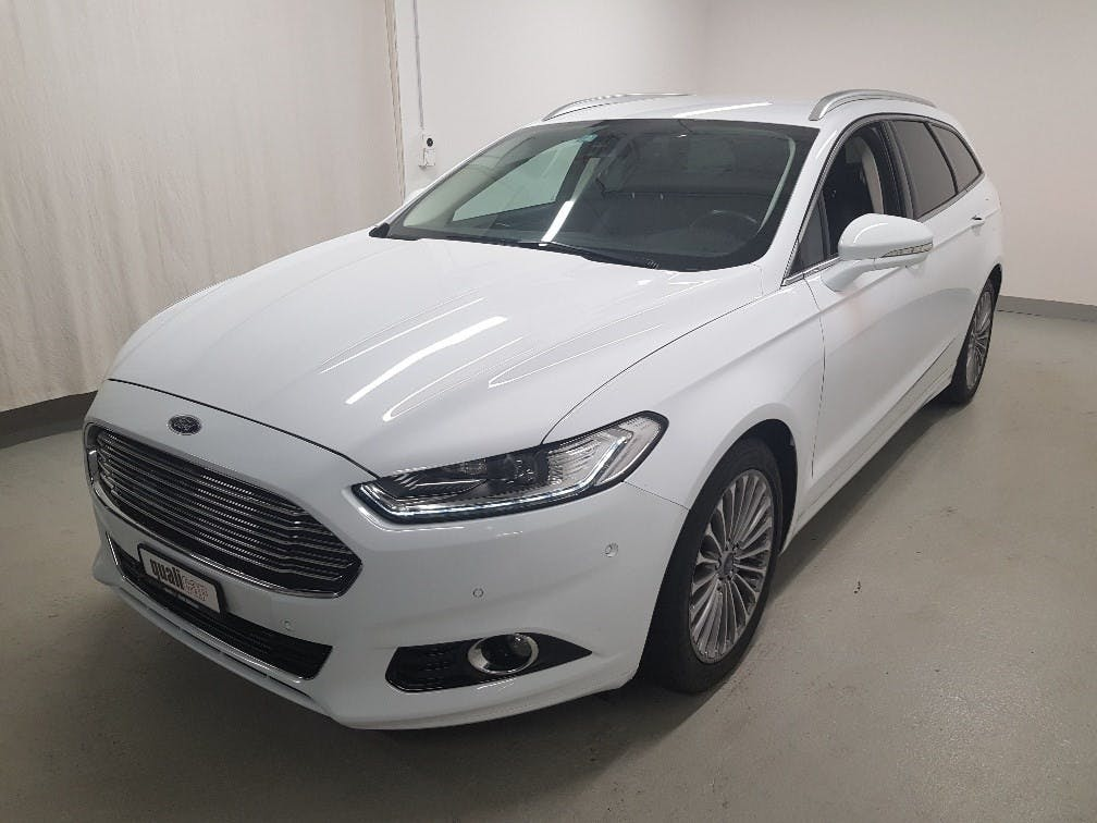 estate Ford Mondeo Station Wagon 2.0 TDCi 150 Titani
