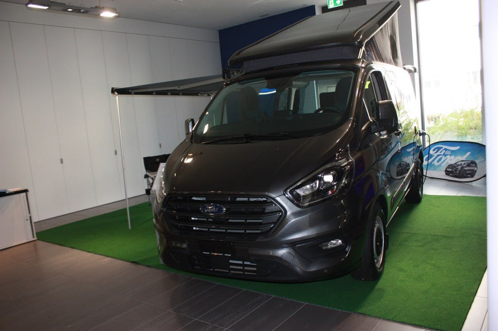 bus Ford Transit Custom Nugget 170PS