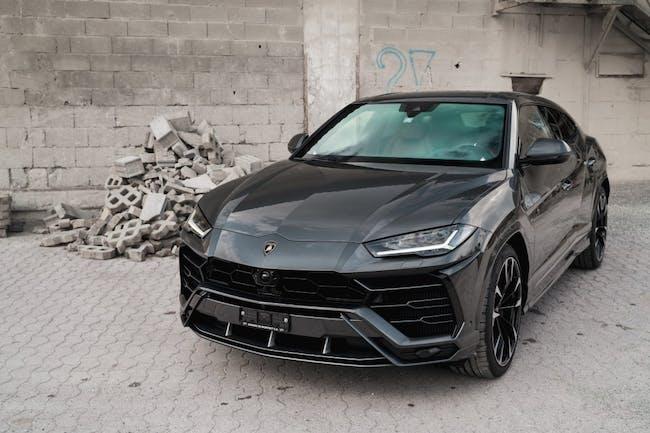suv Lamborghini Urus E-Gear