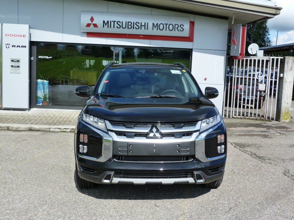 suv Mitsubishi ASX 2.0 Diamond 4x4