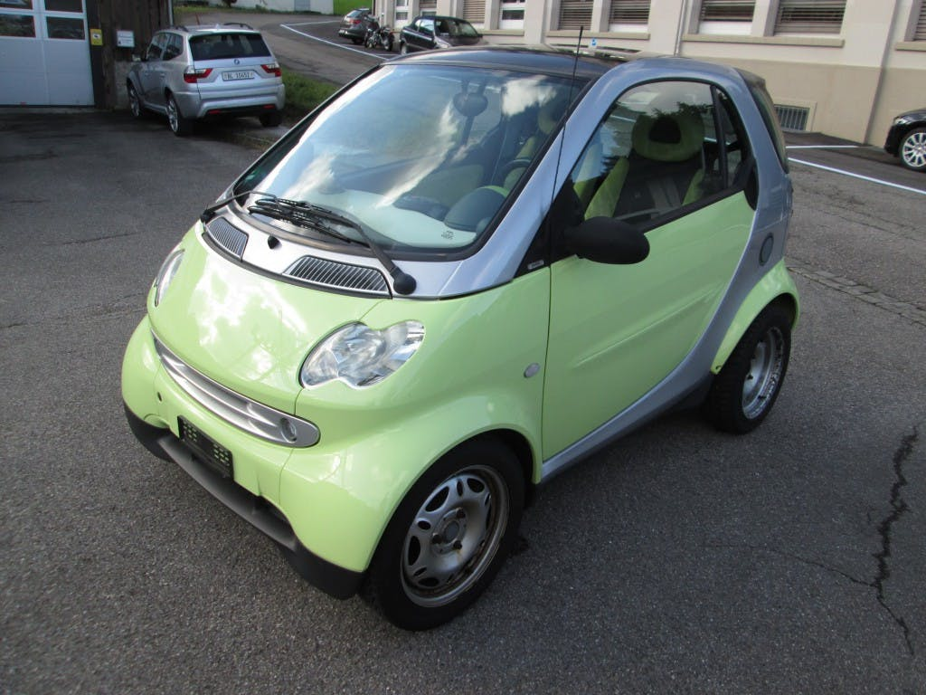 saloon Smart City/Fortwo fortwo pulse