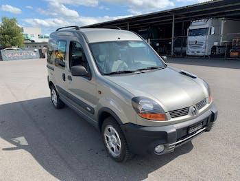 van Renault Kangoo 1.6 16V Authentique 4x4