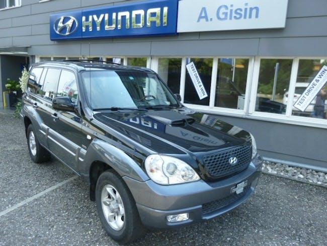 suv Hyundai Terracan 2.9 CRDi Swiss Edition Automatic