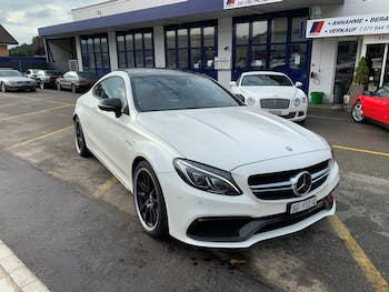 coupe Mercedes-Benz C-Klasse C 63 S AMG Speedshift