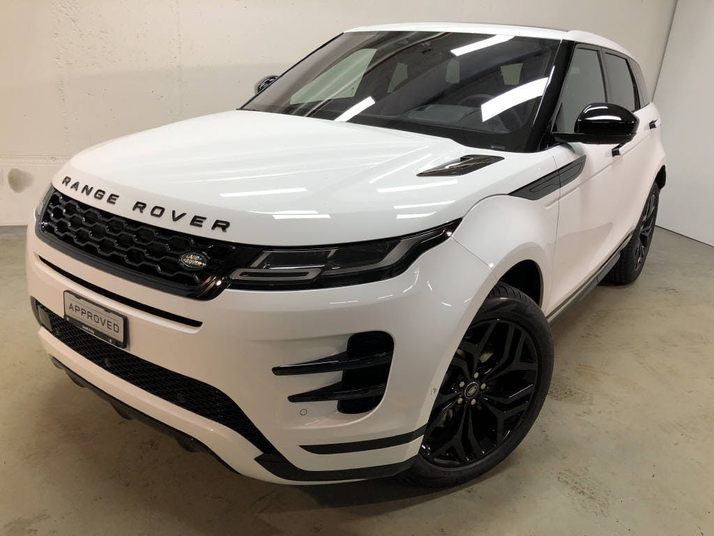 saloon Land Rover Range Rover Evoque 2.0 T 250 R-Dynamic HSE