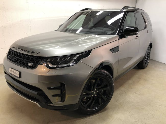 saloon Land Rover Discovery 3.0 SDV6 HSE