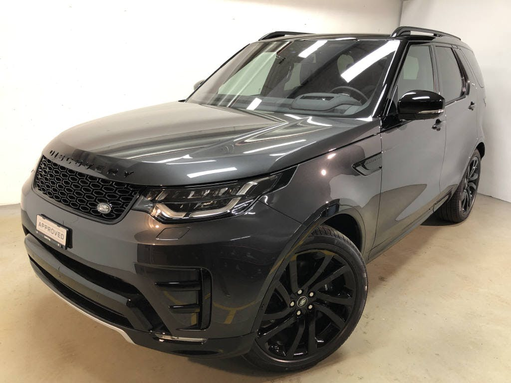 saloon Land Rover Discovery 3.0 SDV6 HSE Luxury