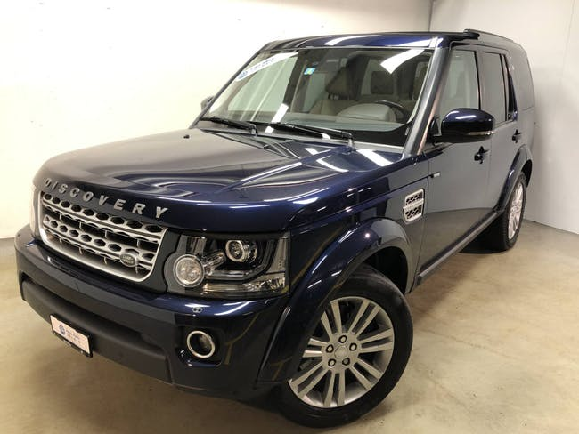 saloon Land Rover Discovery 3.0 TDV6 210 HSE
