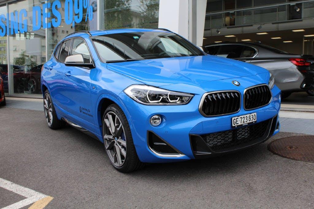 saloon BMW X2 M35i