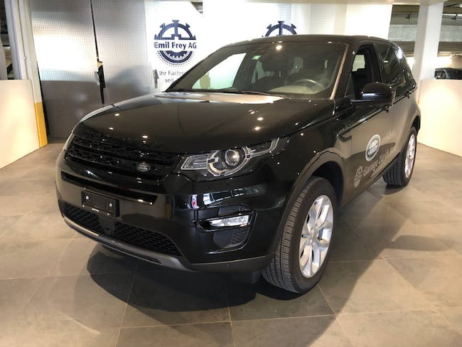saloon Land Rover Discovery Sport 2.0 TD4 SE