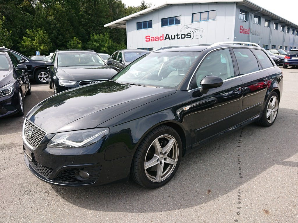 estate SEAT Exeo ST 2.0 TSI Last Edition multitronic