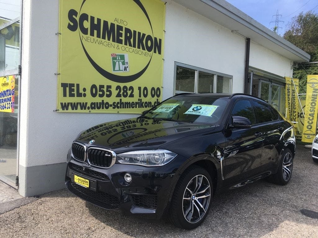 suv BMW X6 M Steptronic