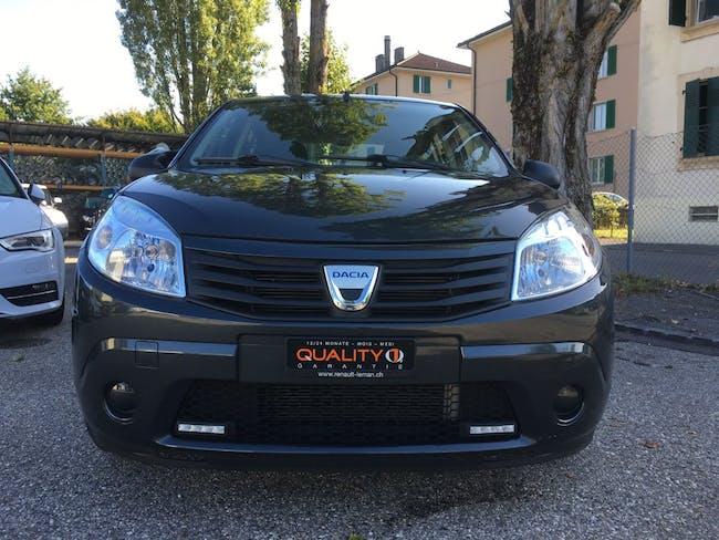 saloon Dacia Sandero 1.2 Ambiance