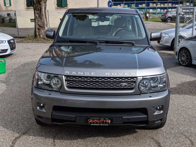 suv Land Rover Range Rover Sport 3.6 TDV8 HSE Automatic
