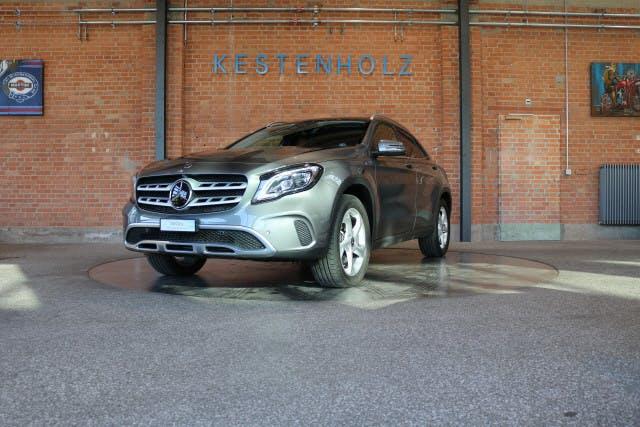 estate Mercedes-Benz GLA-Klasse GLA 250 Urban 4Matic