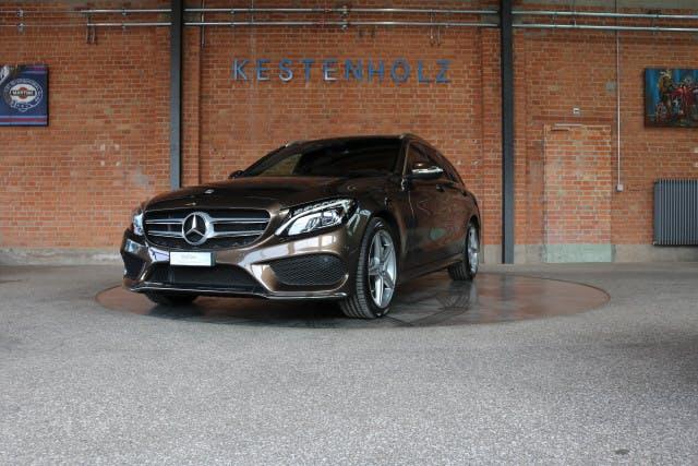 estate Mercedes-Benz C-Klasse C 250 BlueTEC AMG Line 4M