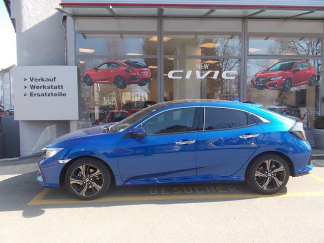 saloon Honda Civic 1.0 VTEC Executive