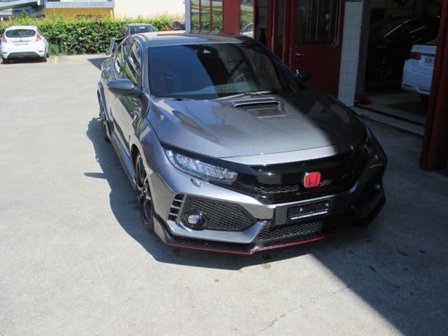 saloon Honda Civic 2.0i-VTEC Type R GT