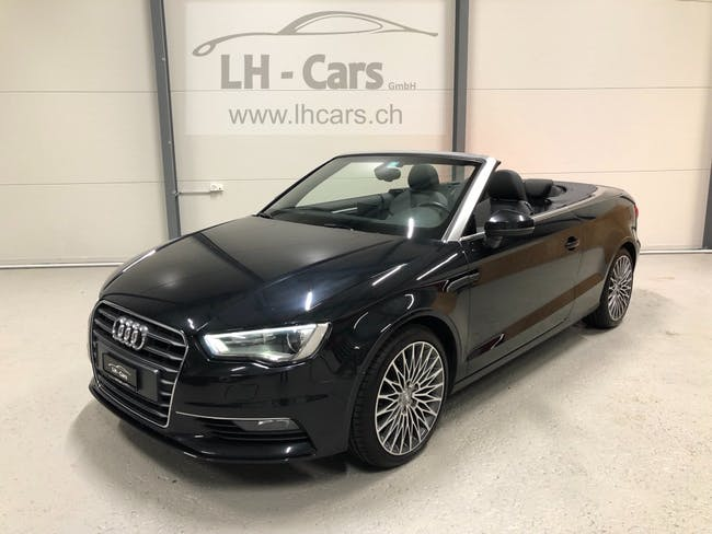 cabriolet Audi A3 Cabriolet 1.8 TFSI Ambition S-tronic