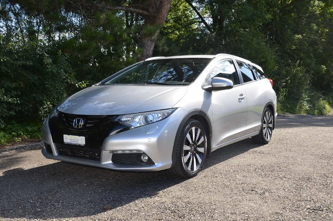 estate Honda Civic Tourer 1.8i-VTEC 142 Lifestyle