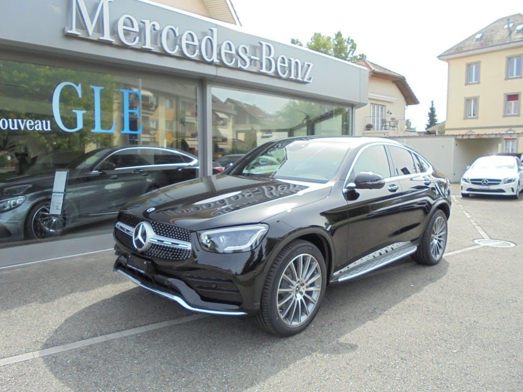 suv Mercedes-Benz GLC-Klasse GLC Coupé 220 d AMG Line 4Matic 9G-Tronic