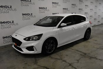 saloon Ford Focus 1.0i EcoB 125 PS ST-Line
