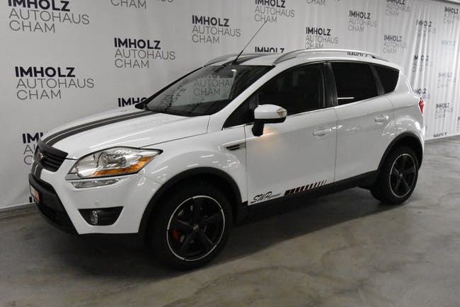 suv Ford Kuga 2.0 TDCi 163 PS Titanium FPS