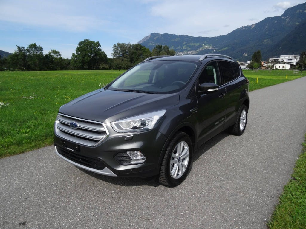 suv Ford Kuga 2.0 TDCi 150 Trend+ FPS 4WD