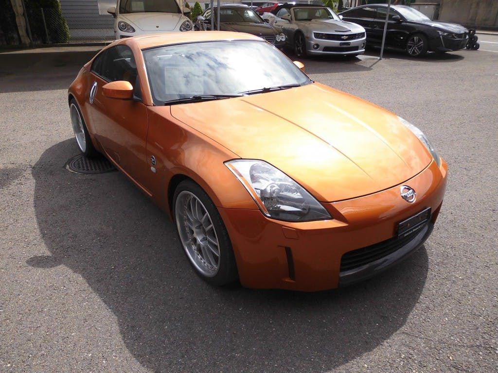 coupe Nissan 350 Z Pack