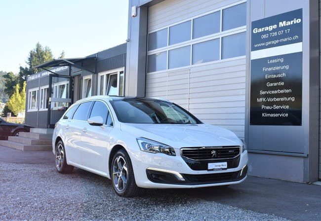 estate Peugeot 508 SW 2.0 BlueHDi Allure Automatic