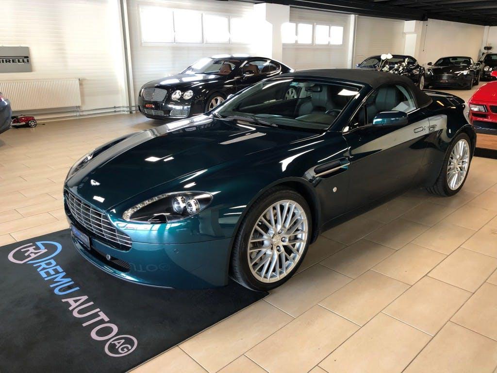 cabriolet Aston Martin V8/V12 Vantage V8 Vantage R 4.7 Sportshift