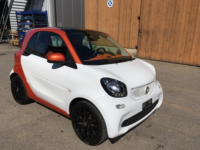 saloon Smart Fortwo edition # 1