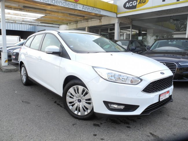 estate Ford Focus 1.5 TDCi Business