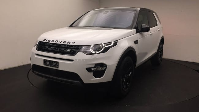 saloon Land Rover Discovery Sport 2.0 Si4 HSE